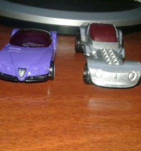 Машинки хотвилс
