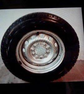 Продам зимние колёса с дисками