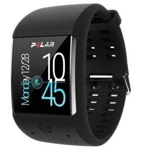 Часы Polar M600 black