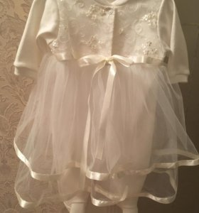 Платье-комбинезон 62 р