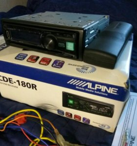 Alpine cde-180r