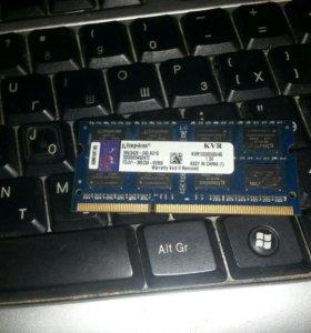 Оперативная память SODIMM Kingston [KVR13