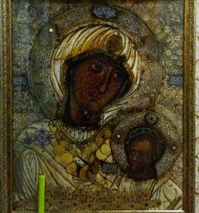 Икона Иверской Богородицы,