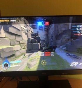 Игровой компьютер + монитор