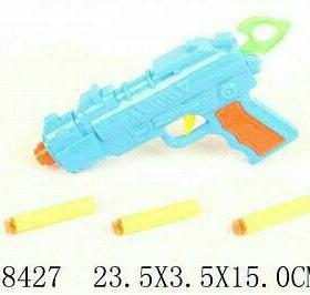 Пистолет с мягкими пулями, пак. 268 Цена: 130
