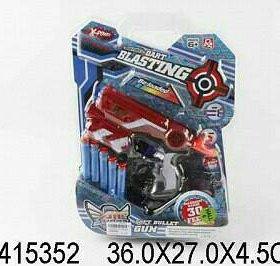 С мягкими пулями, блистер JL-3815A Цена: 420