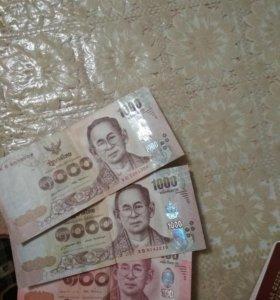 Продам тайские 2100 бат