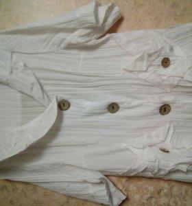 Блузка 50-52 р-р женская