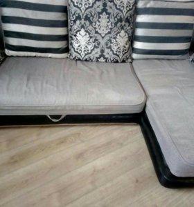 Угловой диван ППУ