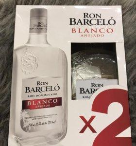 Ром Barcelo Blanco Anejado