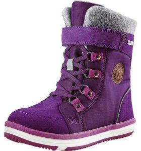 Новые зимние ботинки Рейма