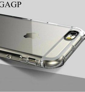 Чехол противоударный Iphone 5 SE 5se Айфон бампер