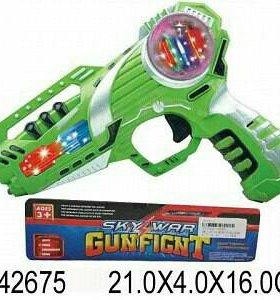 Пистолет на бат., пак. 265D Цена: 260