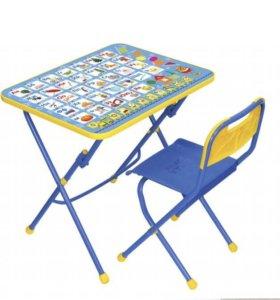 Стол и стул детские