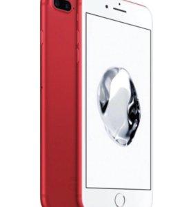 Смартфон Apple iPhone 7 plus (PRODUCT) RED ™️