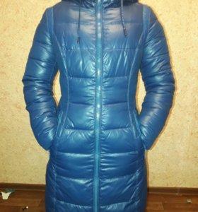 Продаю зимнее пальто.
