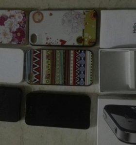 iPhone 4S, Black, 16GB