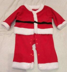 Новогодний детский костюмчик