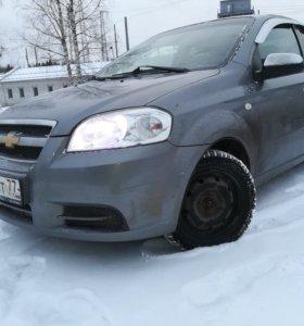 Chevrolet Aveo 2010 года