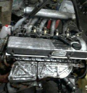 Двигатель mercedes om662.911