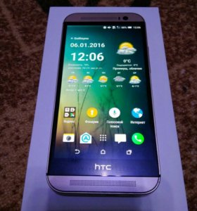 HTC One M8 16gb LTE DUOS