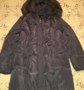 Новый зимняя куртка