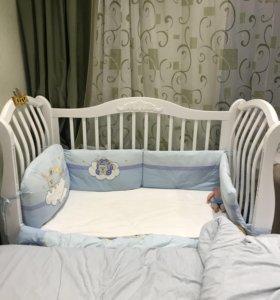 Кроватка Гандылян