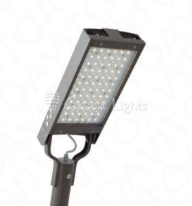 Светодиодные светильники LL-ДКУ-02-095-0254-65Д