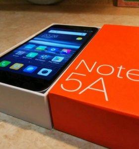Xiaomi Redmi Note 5A 2/16 Grey/Black (новый)