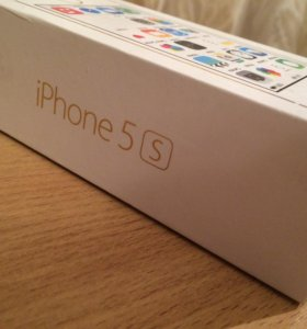 iPhone 5s 16 GB Gold без Touch ID