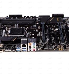 комплекТ( i5 6400+ z170+8 gb)