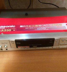 DVD плеер Panasonic a330