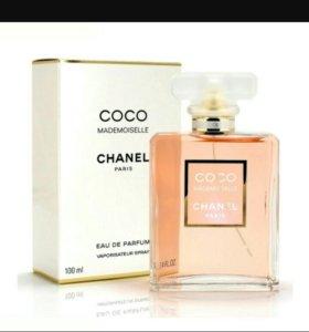 Женская парфюмированная вода 100 мл. Chanel Coco M