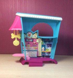 Мини-дома и мебель.Littlest Pet Shop,LPS