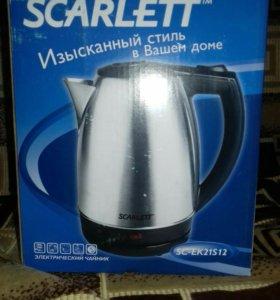 Чайник Scarlett