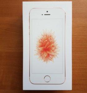 iPhone SE Rose Gold 32g