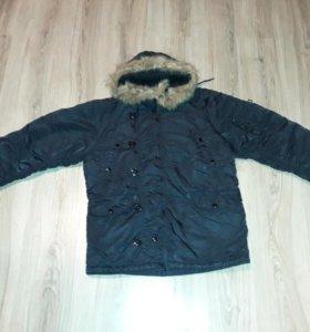 Куртка аляска Alpha Industries N-3B