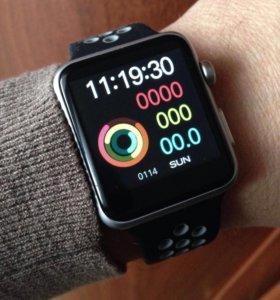 Apple Watch series 3 люксовая копия прошивка W53