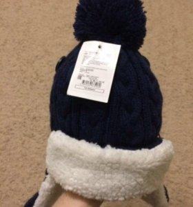 Продам новую зимнюю шапку с биркой Глория Джинс