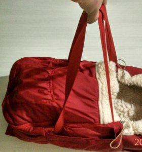 Конверт-сумка-переноска
