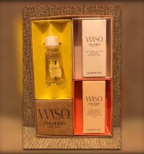 """Набор Shiseido """"Waso"""""""