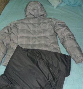 Куртка и штаны женские