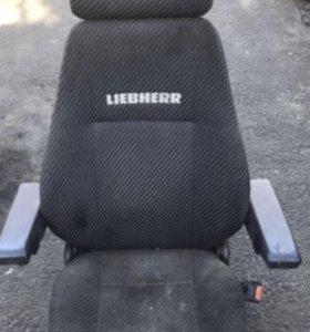 Сидение на экскаватор Liebherr 924
