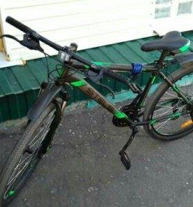 Спортивный скоростной велосипед