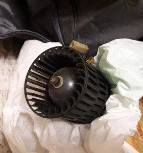 Вентилятор на печку ваз 2110