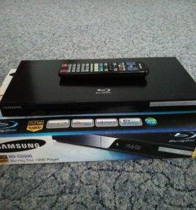 SamsungBD-C5500 Blu-Ray FullHD DVD Player