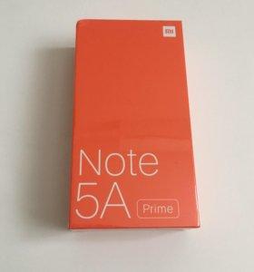 Xiaomi Note a5 prime 3/32 gb