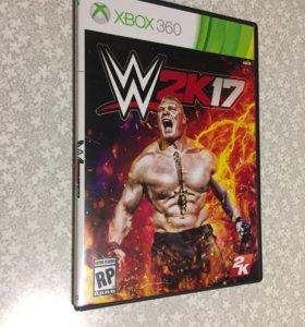Игры на Xbox Диски на xbox W2k17