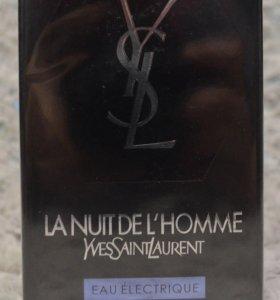 La Nuit De L'Homme Eau Electrique 100мл