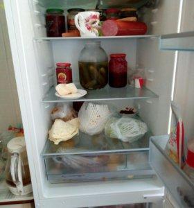 двухкамерный холодильный новый